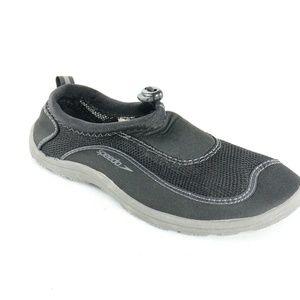 Like new SPEEDO Black Water Shoes